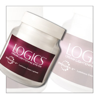 Logika bercahaya CREAM lightener
