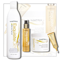 EXQUISITE OLJA Biolage - MATRIX