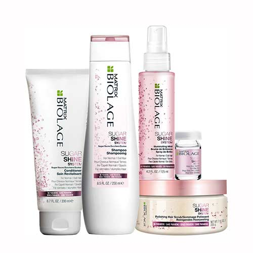 BIOLAGE לחות אולטרה SUGARSHINE - MATRIX