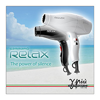 Hairdryer RANGE MORE RELAX