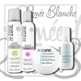H • ZONE - RENEE BLANCHE
