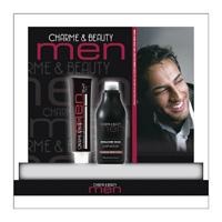 גברים : קו שלם לשיער ולשבי - צביעה - CHARME & BEAUTY