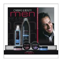 पुरुष: पूरी लाइन बाल और दाढ़ी - CHARME & BEAUTY