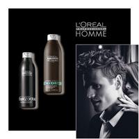 L' Oréal Professionnel HOMME - Тоник и COOL CLEAR - L OREAL PROFESSIONNEL - LOREAL