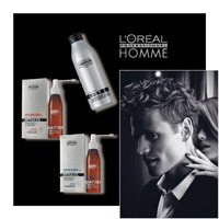 'L' OREAL PROFESSIONNEL HOMME - RENAXIL - L OREAL PROFESSIONNEL - LOREAL