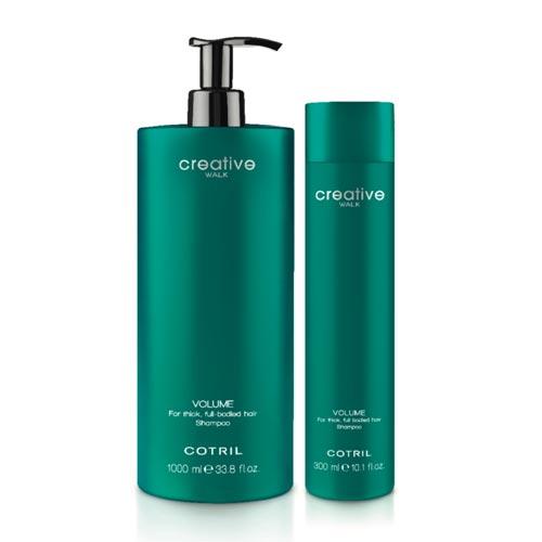 KŪRYBOS pėsčiomis talpa: Dėl storio, visiškai sveikas plaukų šampūnas.