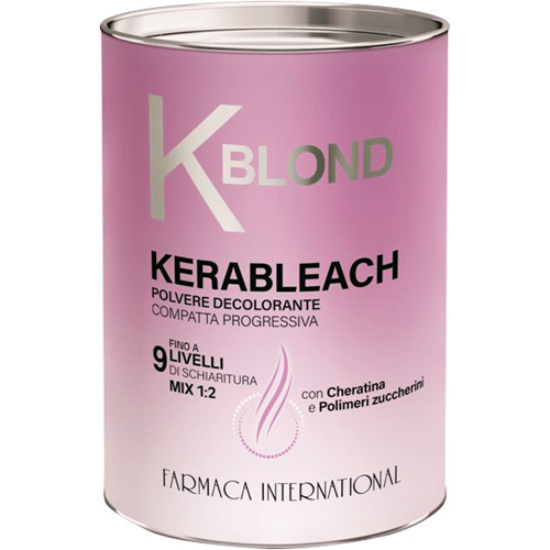 KERA BLEACH - FARMACA INTERNATIONAL