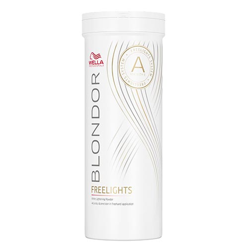 BLONDOR-FREELIGHTS PULVER - WELLA PROFESSIONALS