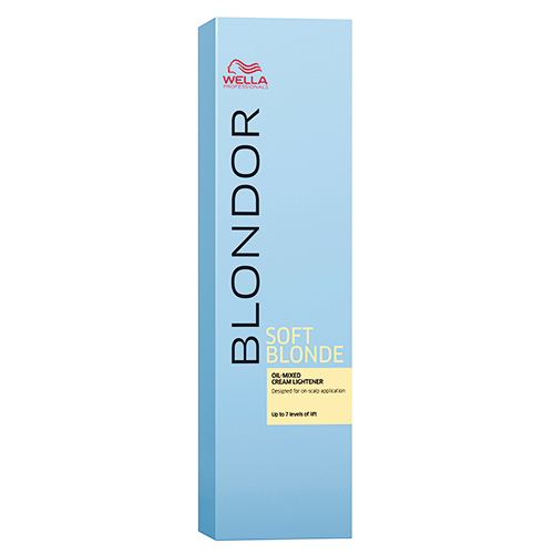 BLONDOR-SOFT BLONDE KREM - WELLA PROFESSIONALS